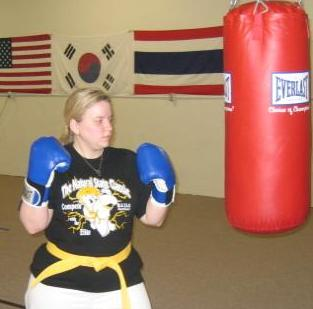 Fitness Kickboxing | DSK Martial Arts
